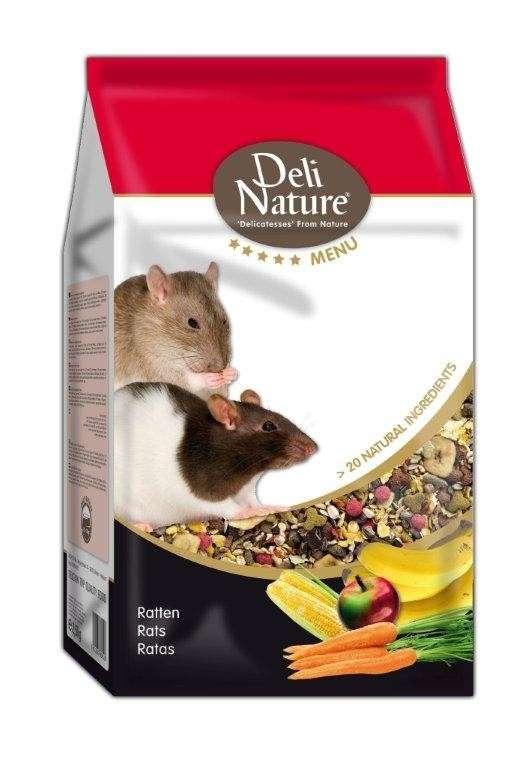 5 Star menu - Ratten von Deli Nature 2.5 kg, 750 g online günstig kaufen