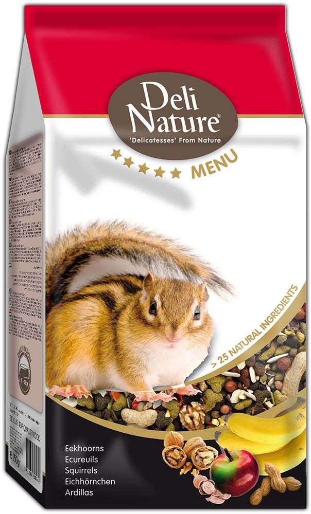 5 Star menu - Eichhörnchen von Deli Nature 750 g online günstig kaufen