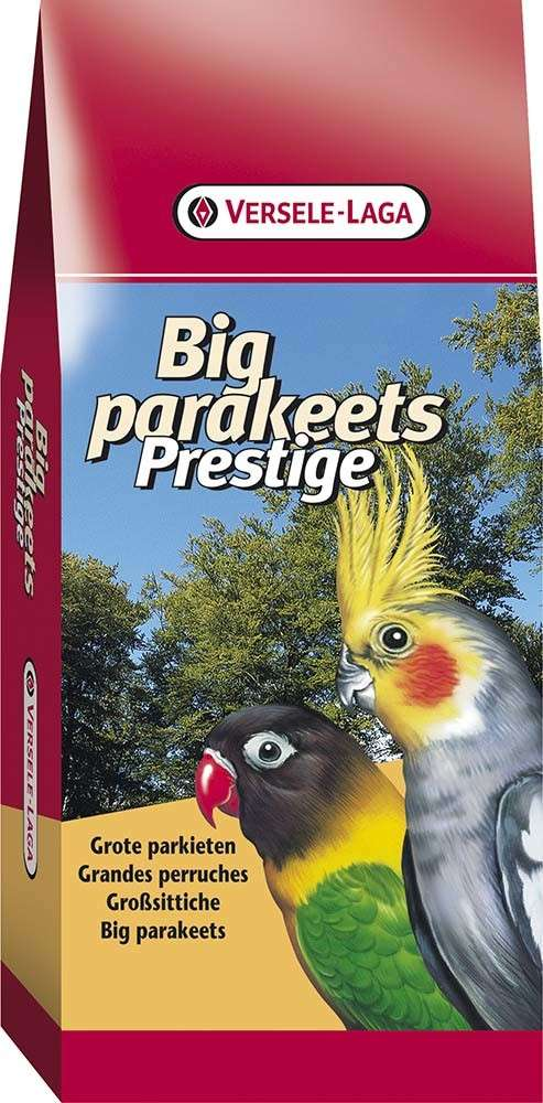 Versele Laga Prestige Papagaios Grandes Standard 20 kg Compre a bom preço com desconto