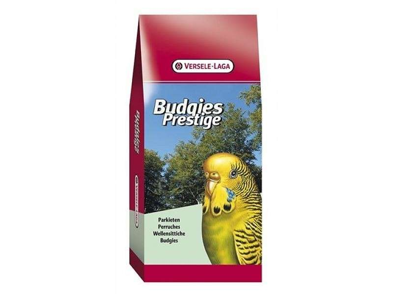 Prestige Budgies English mixture by Versele Laga 20 kg buy online
