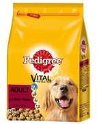 Pedigree   Alimentation sèche pour chien  : Adult, 5 variétés de Viande achetez à prix avantageux
