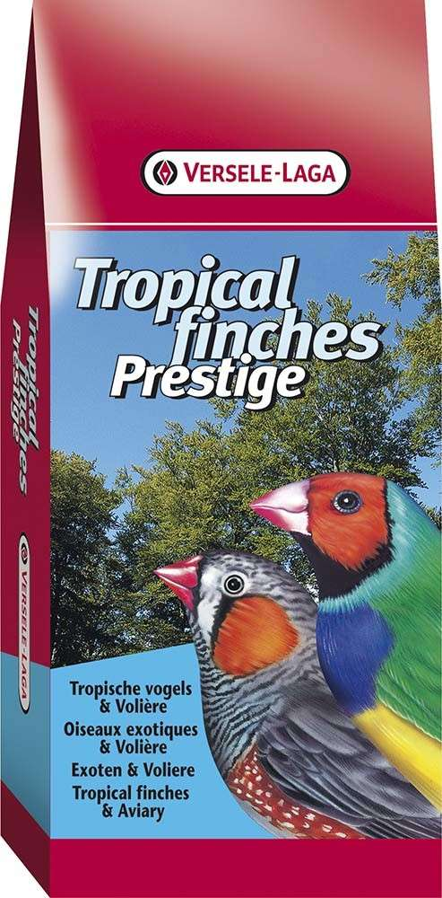 Versele Laga Prestige Tropical finches Breeding 20 kg osta edullisesti