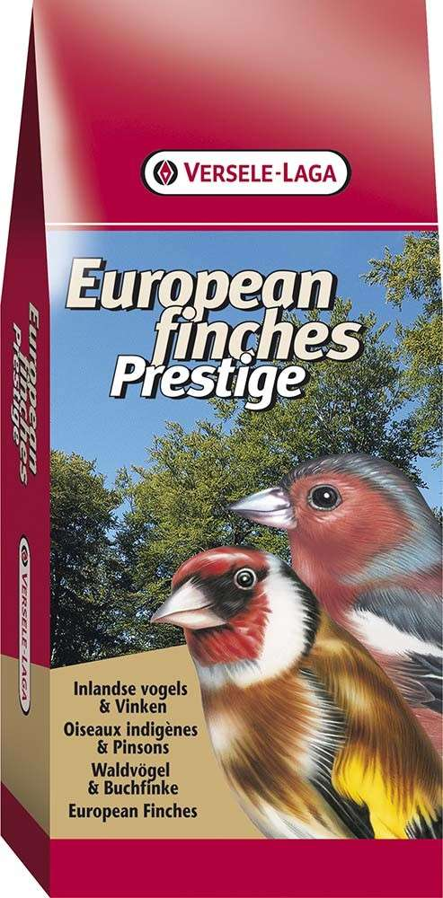 Prestige European finches Breeding without rapeseed by Versele Laga 20 kg buy online