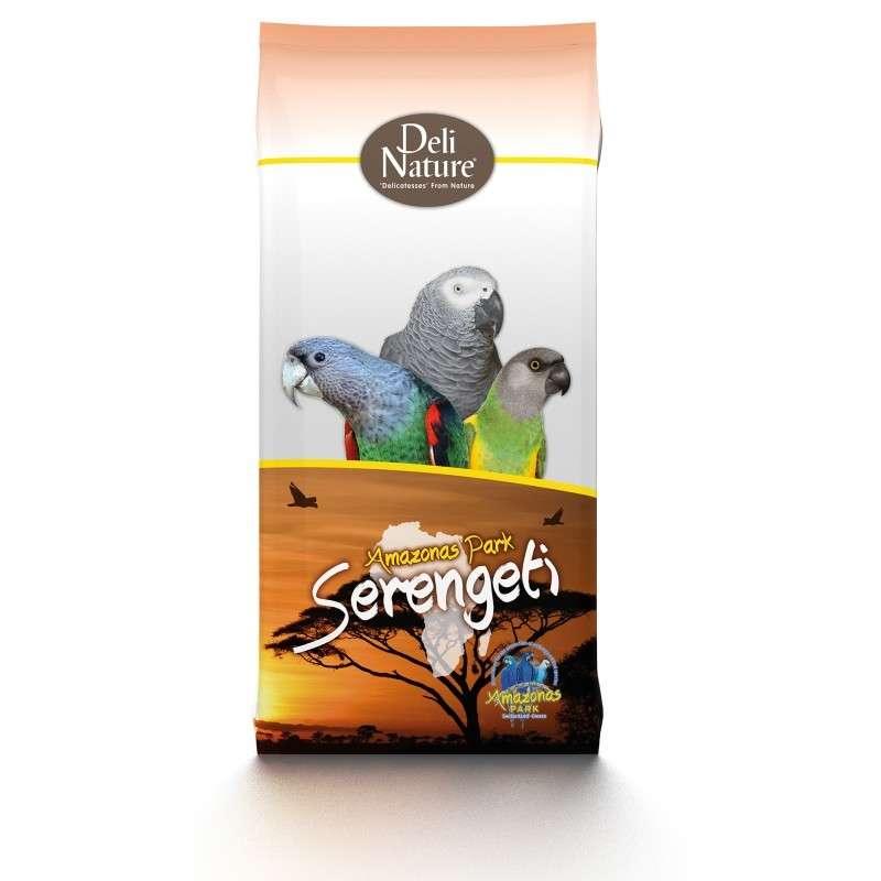 Deli Nature 20 - Amazonas Park Serengeti 2 kg, 15 kg kjøp billig med rabatt