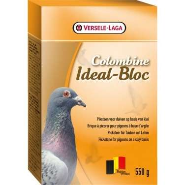 Versele Laga Colombine Ideal-Bloc 550 g con uno sconto
