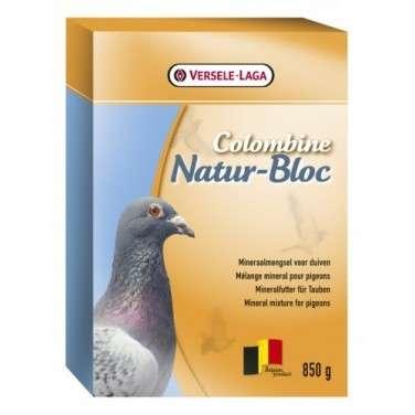 Versele Laga Colombine Natur-Bloc 850 g kjøp billig med rabatt