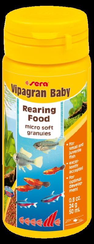 Sera Vipagran Baby 24 g 4001942007009