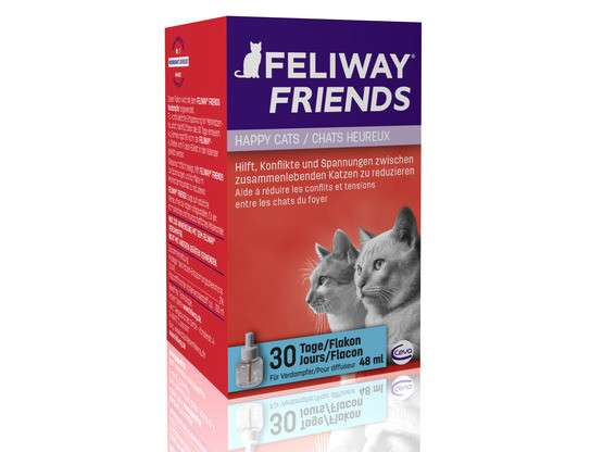 Feliway Friends Refill 30 days EAN: 3411112251346 reviews