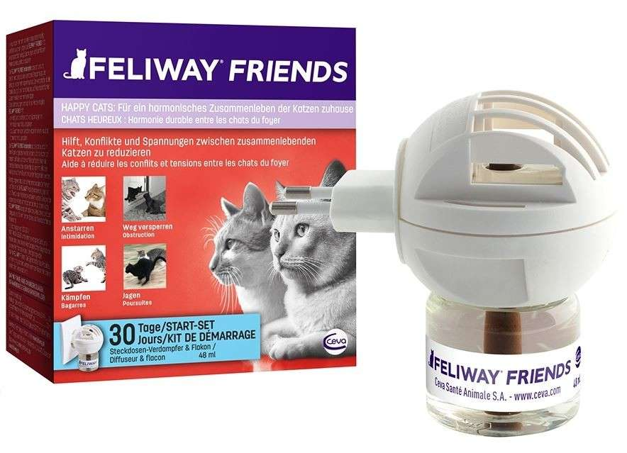 Feliway Vaporizador Start-set 48 ml