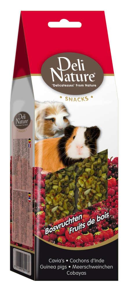 Meerschweinchen Waldfrüchte von Deli Nature 80 g online günstig kaufen