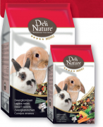 Deli Nature 5 Star menu - Dwarf rabbits 2.5 kg