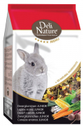 Deli Nature 5 Star menu - Lapins nains Junior 2.5 kg