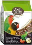 Deli Nature 5 Star menu - African large parakeets 800 g