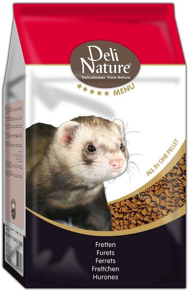 Deli Nature 5 Star menu - Ferrets 2.5 kg  kjøp billig med rabatt