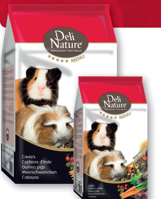 Deli Nature 5 Star menu - Guinea Pig 750 g, 2.5 kg