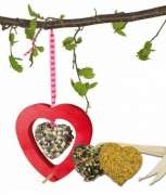 JR Farm Garden Wild Birds - Gourmet Heart 300 g