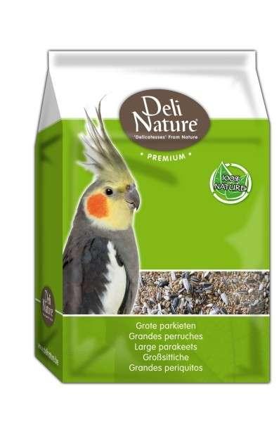 Deli Nature Premium - Large parakeets 1 kg, 4 kg