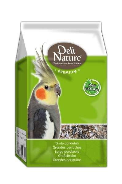 Deli Nature Premium - Large parakeets 1 kg 5411860800139