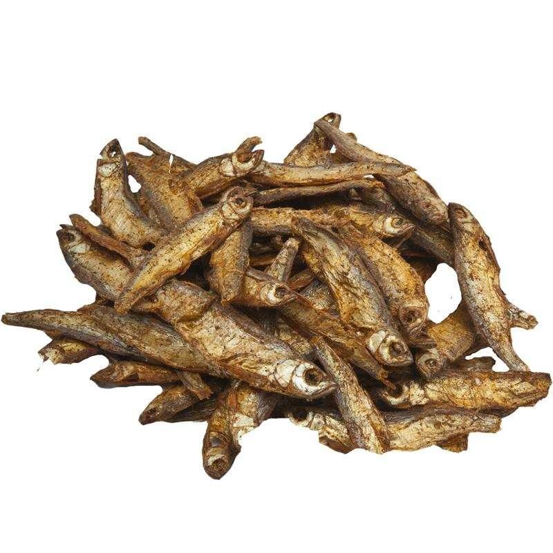 Classic Dog Snack Fish dried 100 g, 1 kg kjøp billig med rabatt