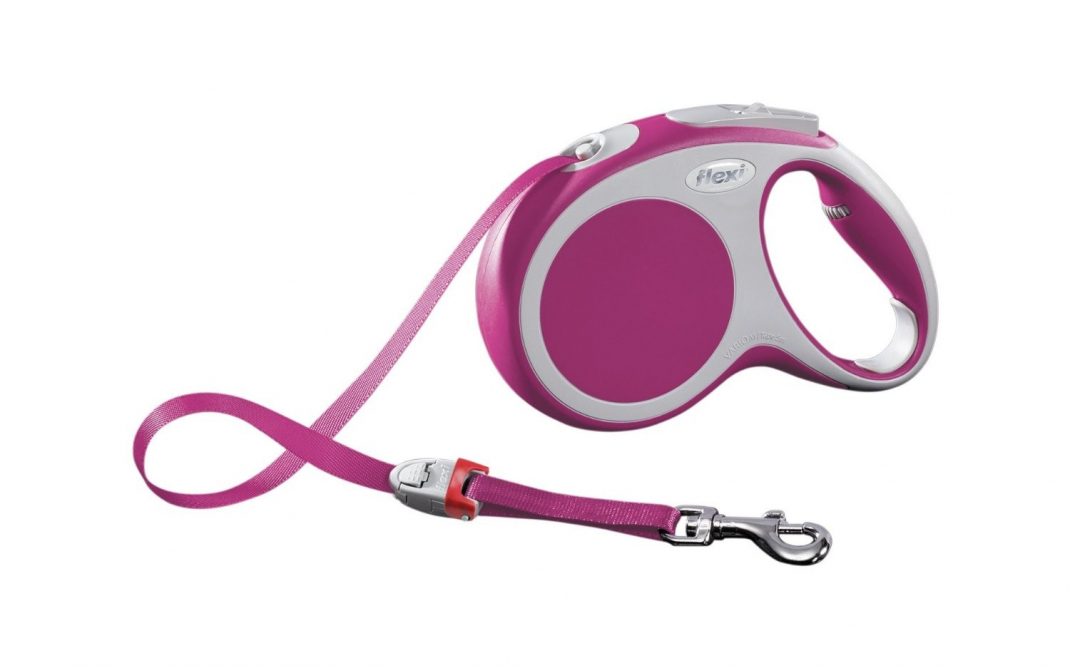 Flexi Vario Tape Leash  Skrikrosa M/5m