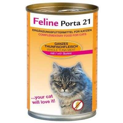 Feline Porta 21 Tuna & surimi 400 g