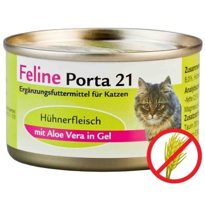 Feline Porta 21 Chicken & aloe - grain free 90 g