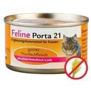 Feline Porta 21 Tuna & surimi 156 g
