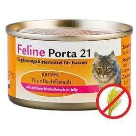 Feline Porta 21 Tuna & surimi 90 g, 400 g, 156 g test
