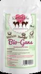 Katzen Liebe Bio-Gans mit Bio-Kartoffel, Glutenfrei 100 g