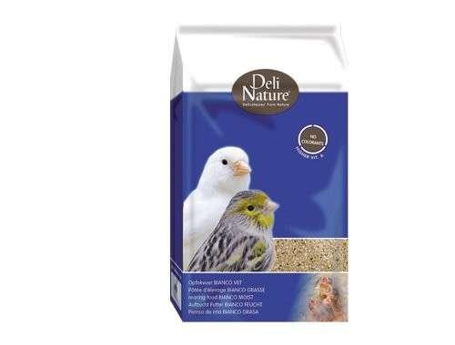 Deli Nature Alimento de criação Bianco Gorduras 10 kg, 1 kg