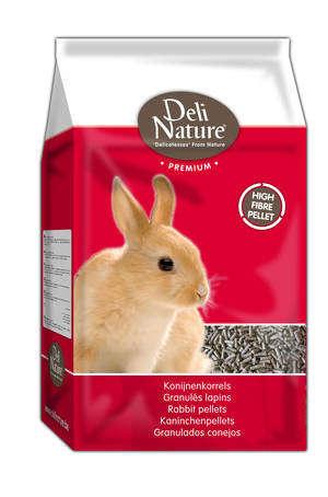 Kaninchenpellets von Deli Nature 4 kg online günstig kaufen