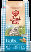 Landlust Dry - Trout 1.5 kg