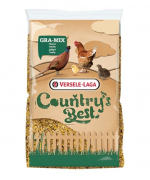 Versele Laga Country's Best Gra-MIX Aves de Criação + Grit 20 kg