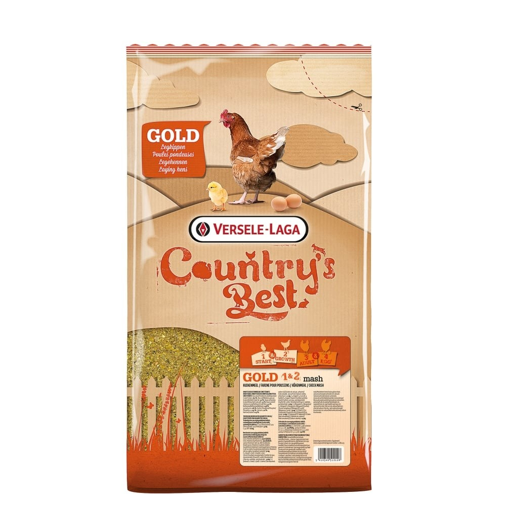 Versele Laga Country's Best Gold 1+2 Mash 5 kg