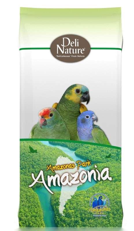 Deli Nature Amazonas - Park Amazonia 15 kg 5411860806186 erfaringer