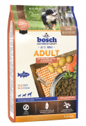 Bosch High Premium Concept - Adult con Salmone Fresco e Patate 3 kg