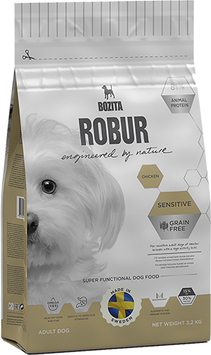 Robur Sensitive Grain Free Chicken 3.2 kg