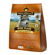 Wide Plain Active Horse meat and Sweet potatoes Wolfsblut 500 g, 2 kg, 15 kg