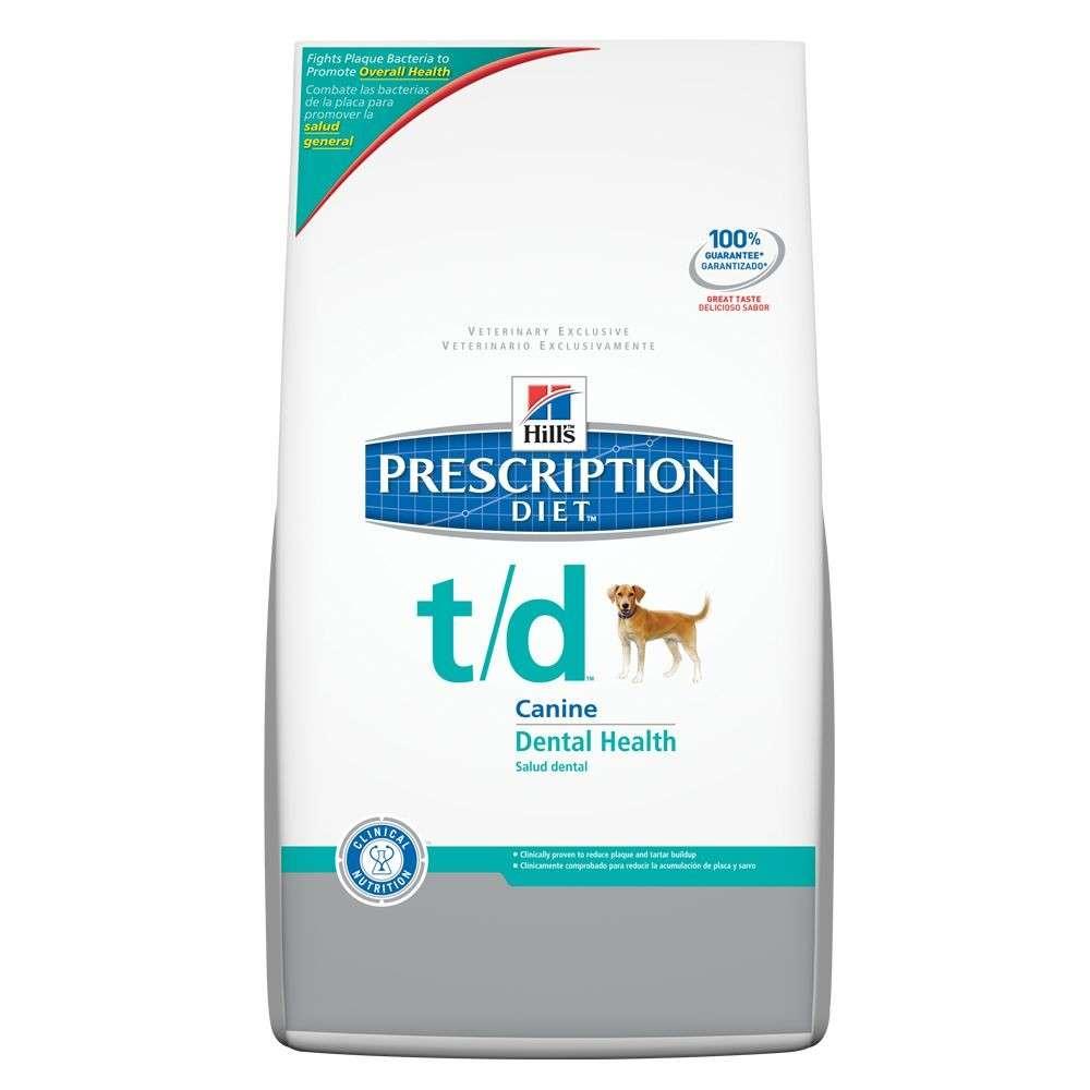 Hill's Prescription Diet Canine - Dental Health t/d 10 kg