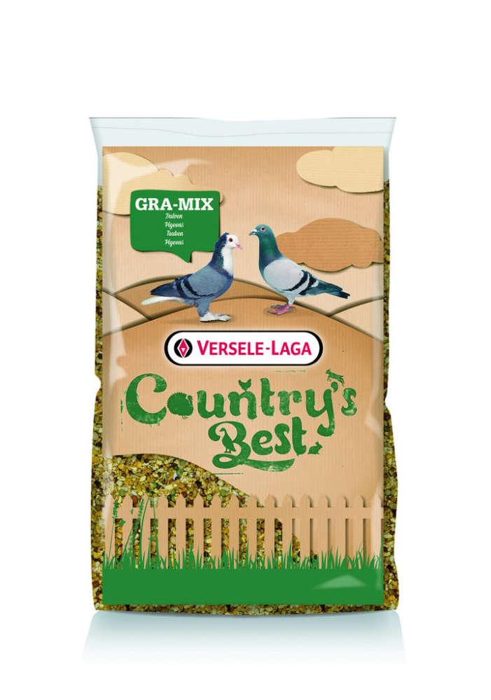 Versele Laga Country's Best Gra-Mix Show Pigeons Breeding Eco 20 kg kjøp billig med rabatt