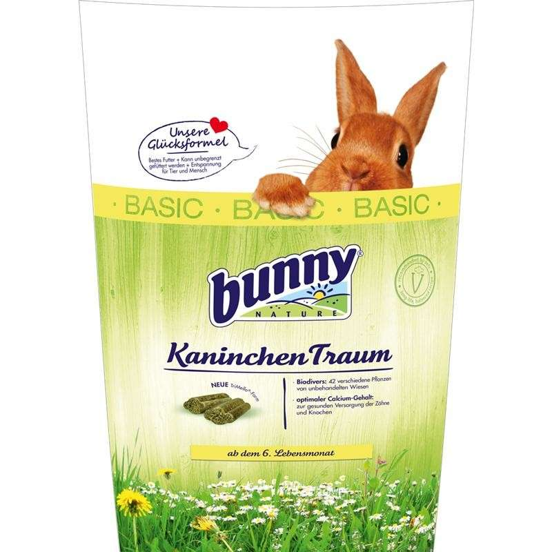 RabbitDream Basic by Bunny Nature 750 g, 4 kg, 1.5 kg buy online