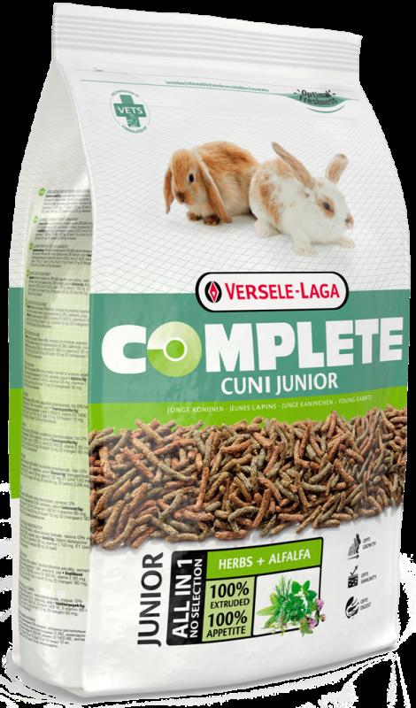 Versele Laga Complete Cuni Junior  8 kg