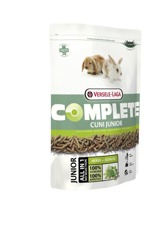 Versele Laga Complete Cuni Junior 1.75 kg, 500 g, 8 kg