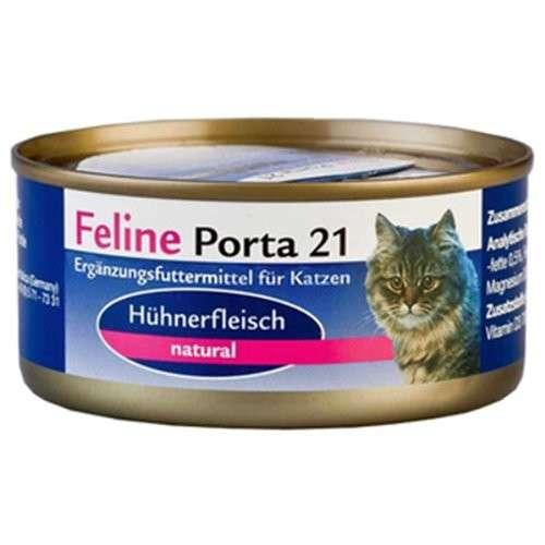 Feline Porta 21 Ren kylling 156 g 4021158047293 anmeldelser