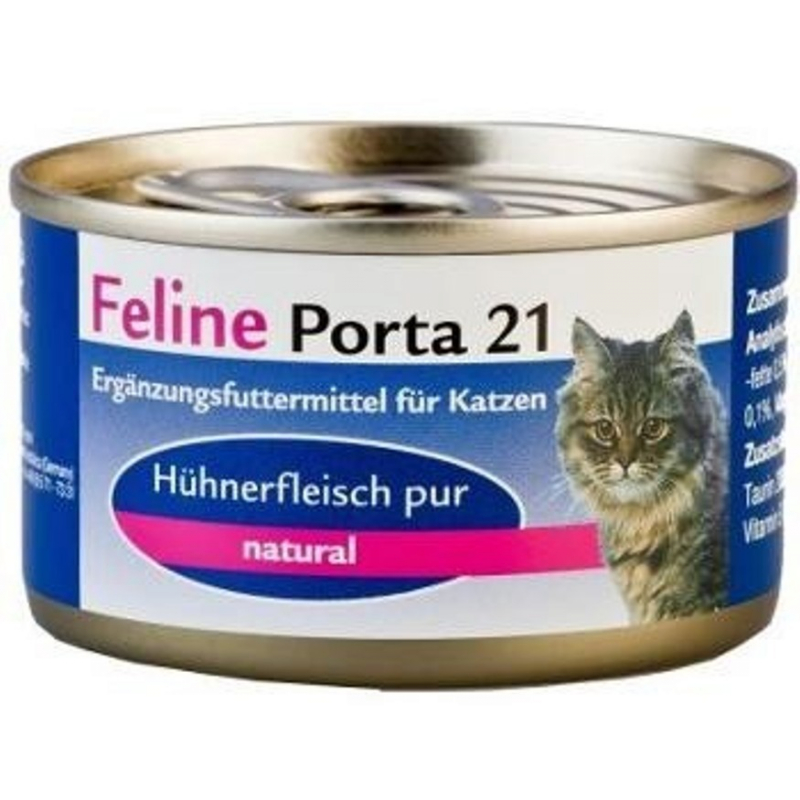 Feline Porta 21 Chicken pure natural 90 g