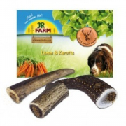 Antler Snack - Lamb & Carrot 120 g från JR Farm