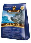Wolfsblut Wild Pacific, 6 sorts of Fish, Sea Algae, Potatoes, Sea Buckthorn and Herbs 2 kg