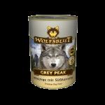 Wolfsblut Grey Peak à base de Viande de Chèvre et de Patates Douces 395 g