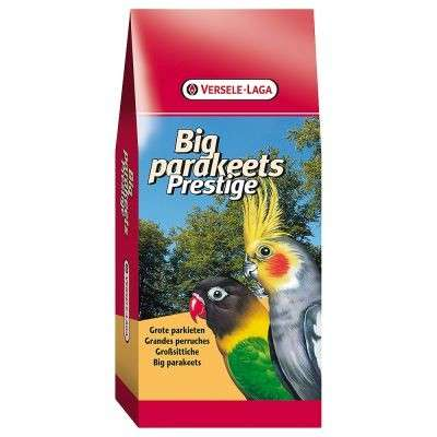 Prestige Large Parakeet Food Standard by Versele Laga 1 kg, 20 kg, 4 kg buy online