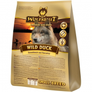 Wolfsblut Wild Duck Small Breed duck with potatoes 15 kg